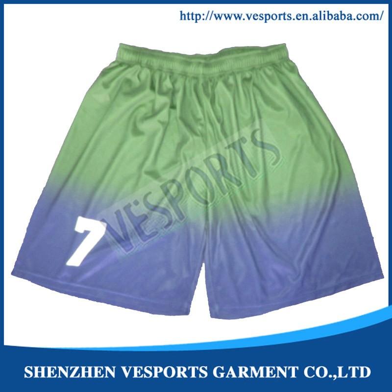 Basketball shorts fabric