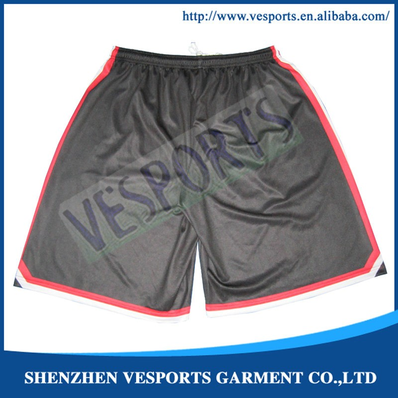 Custom youth basketball shorts