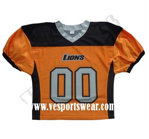 new fashion American football wear