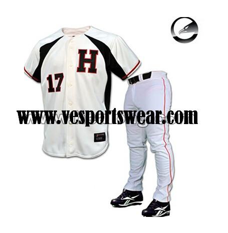 2014 new design baseball jersey
