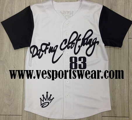 2015 hot sale baseball jersey