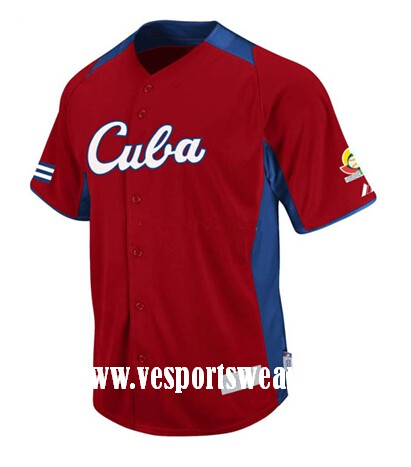 new design sublimated baseball jersey