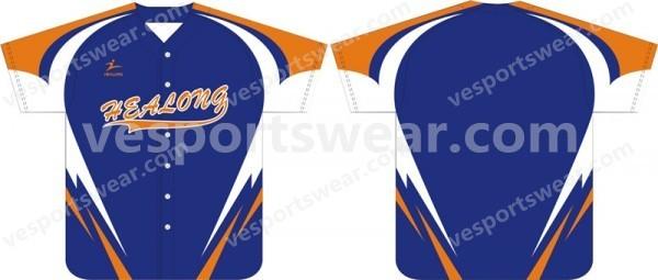 professional baseball jersey