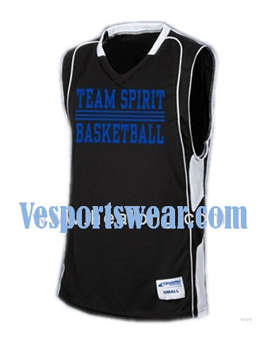 Cheap custom basketball training jersey