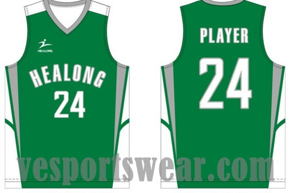 Custom china basketball jersey