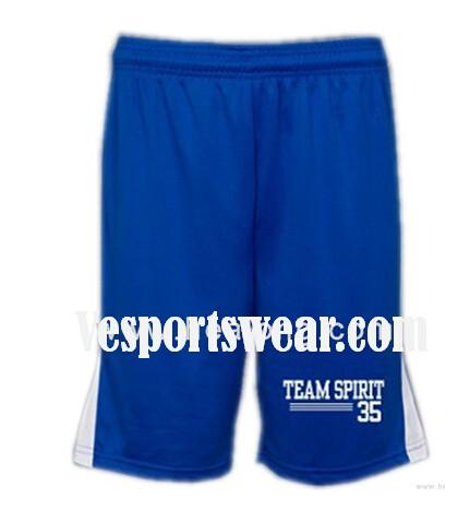 Full sublimation customized basketball shorts