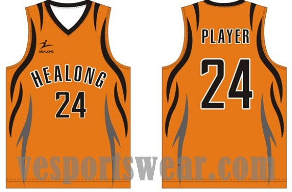 Sublimated basketball sportswear wholesale