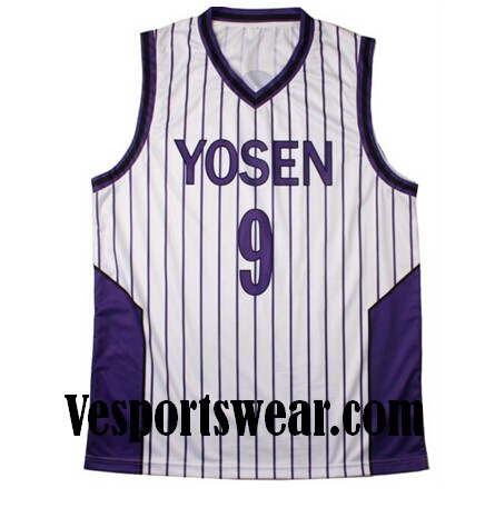 Wholesale basketball uniforms logo designs