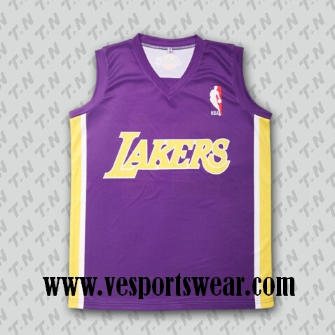 fashion sublimation baseketball jersey
