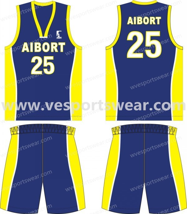 blue and red pattern basketball kits styles