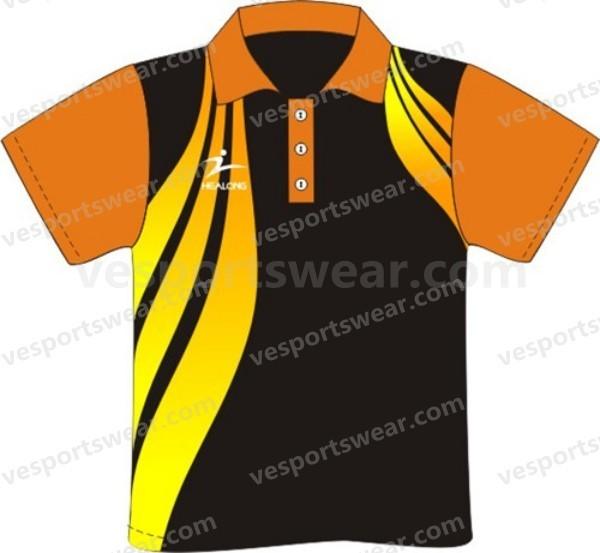 Full printed custom cricket jersey design