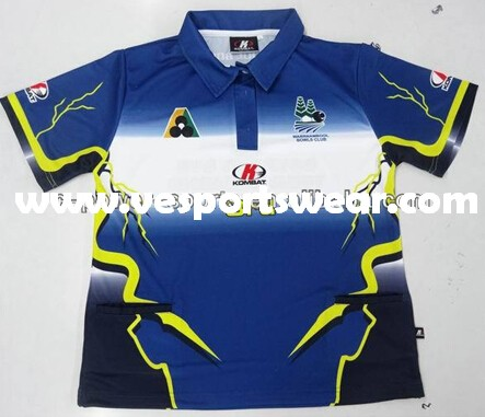 Full sublimation new design cricket jerseys