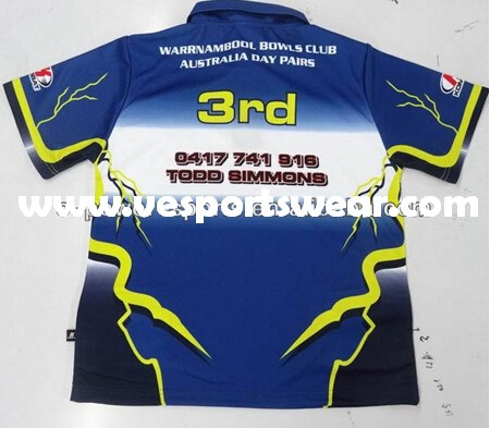 Full sublimation new design cricket jerseys