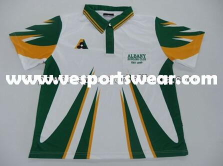 New desigh custom sublimation cricket team jersey