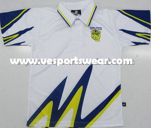New style high quality cricket jersey