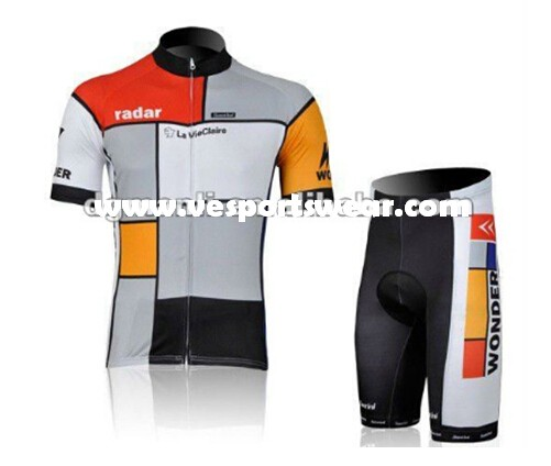 2015 new desigh short sleeve cycling sets for men