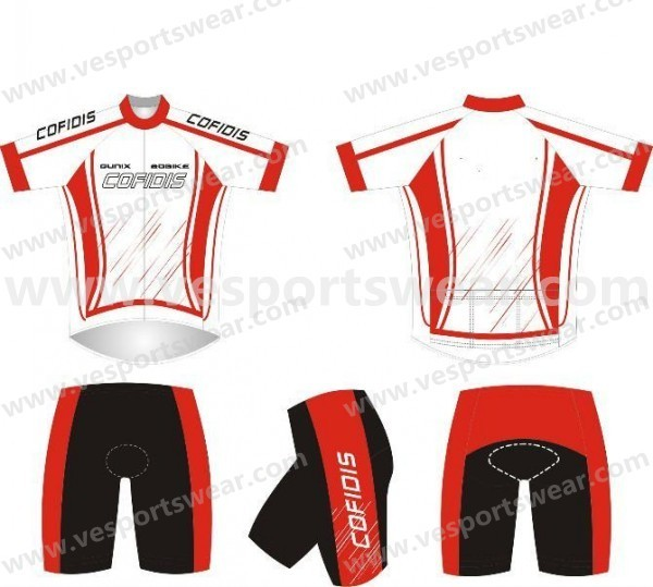 Custom cycling clothing for women
