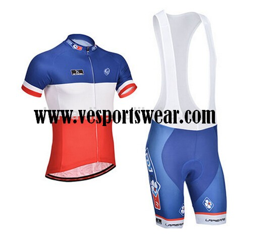 cheap coloful short sleeve cycling sets