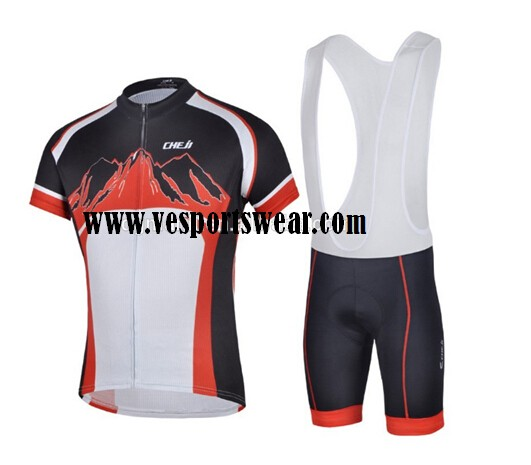 new custom sublimation cycling sets