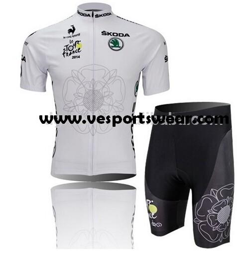 wholesale sublimation short sleeve cycling sets