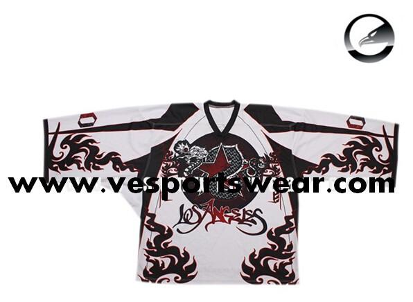 2014 fashionable custom cheap hockey jerseys
