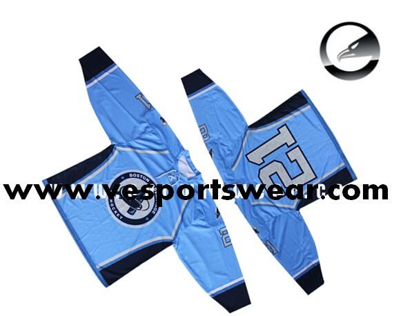 2014 fashionable sublimated hockey sport jersey