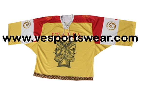 2014 hot news ice hockey goalie jerseys