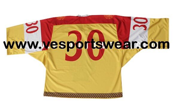 2014 hot news ice hockey goalie jerseys