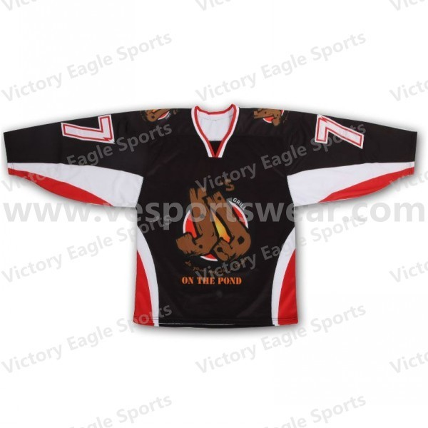 Canada team sublimated hockey jerseys