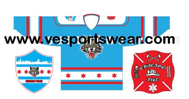 Digital designed ice hockey training wear