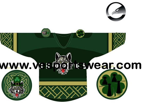 Hotest ice hockey uniform