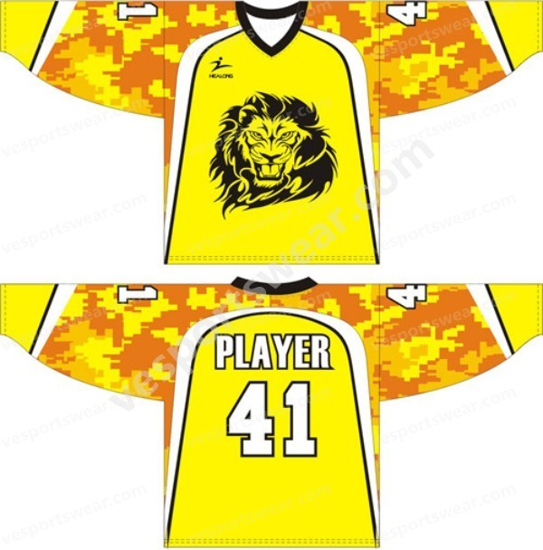 Team hockey jerseys 2014