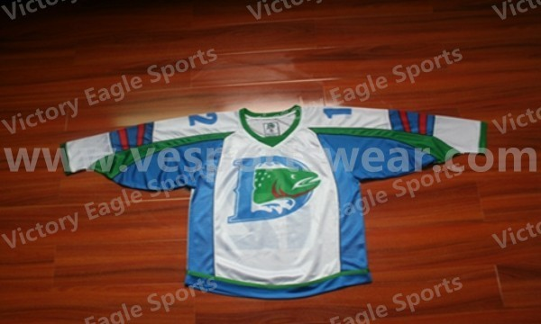 allover sublimation ice hockey jerseys china