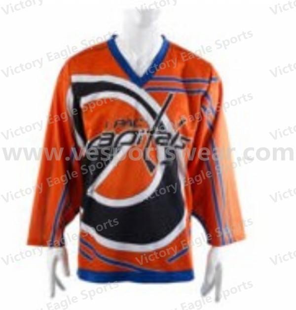 china factory polyester ice hockey jerseys