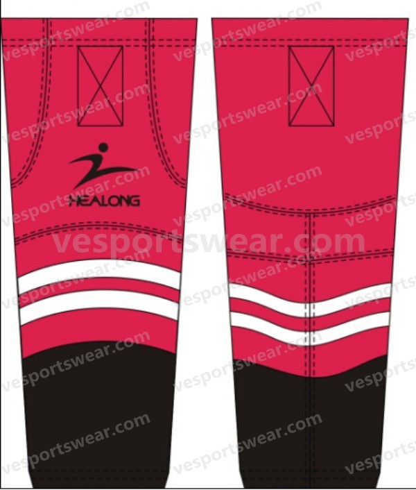 Fashion Sublimation Ice Hockey Pants