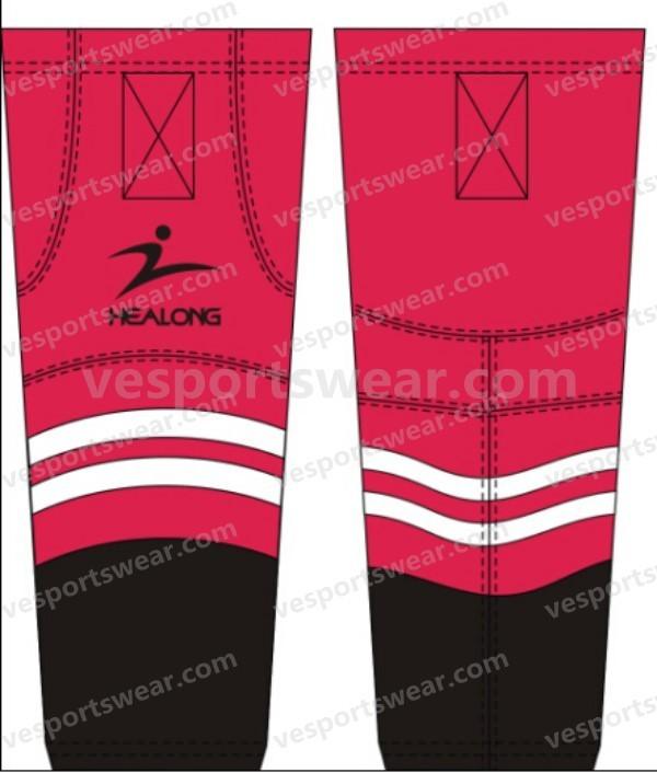 Fashion Sublimation Ice Hockey Pants