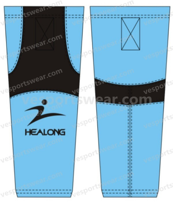 Sublimation 100% Polyester Ice Hockey Pants