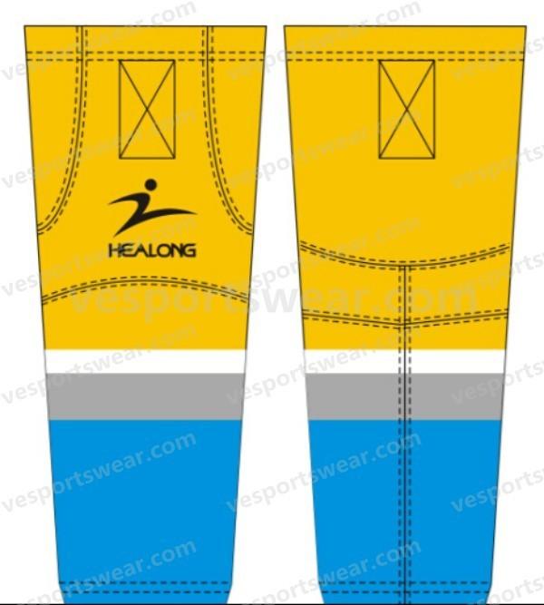 new design sublimated ice hockey pants