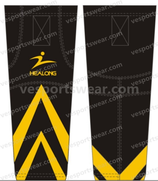sublimated ice hockey pants