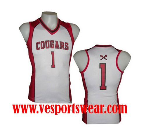 All Over Sublimation New Design Lacrosse Jersey