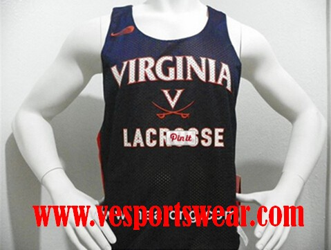 Cheap Heat Transferred Sublimation Lacrosse Jersey
