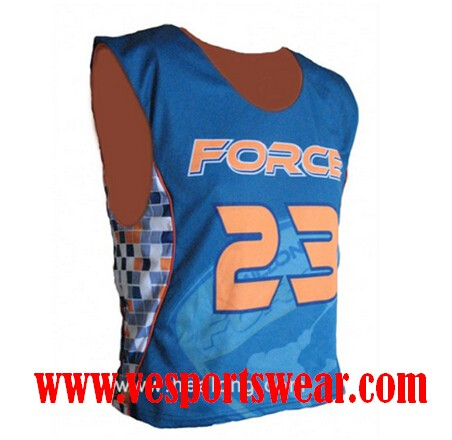 Discount Digitally Sublimated Lacrosse Jersey