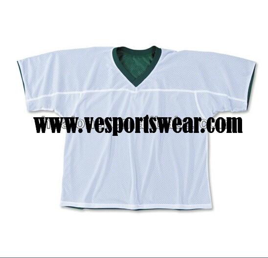 Factory custom design fashion lacrosse jersey