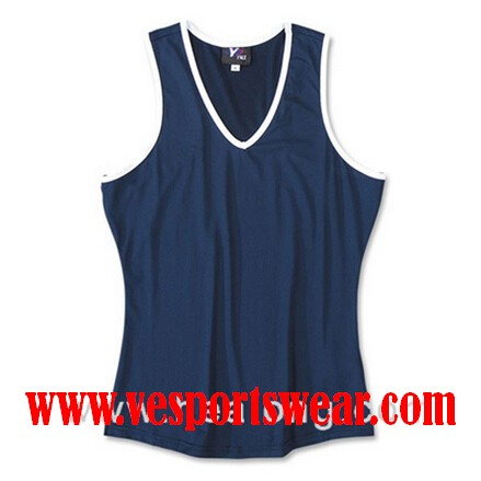 High Quality Sublimation Lacrosse Jersey