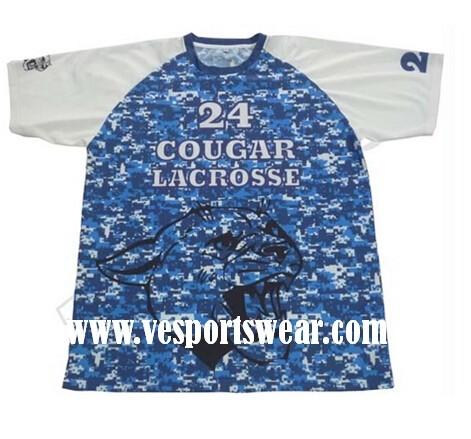custom lacrosse jerseys from China