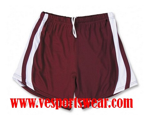 High Quality Sublimation Lacrosse Shorts