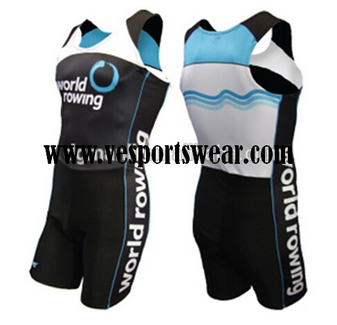 hot sale sublimation rowing wear