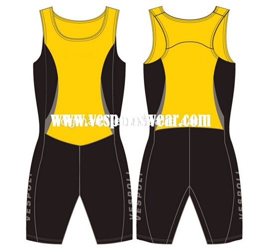 new custom sublimation rowing suit