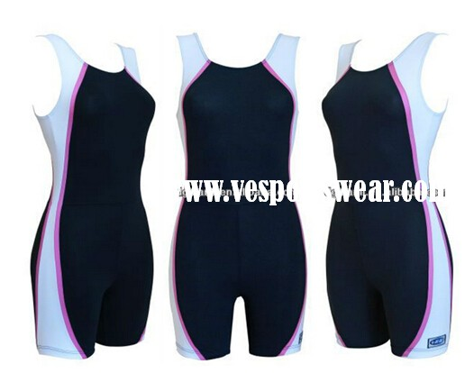 new design sublimation rowing clothes