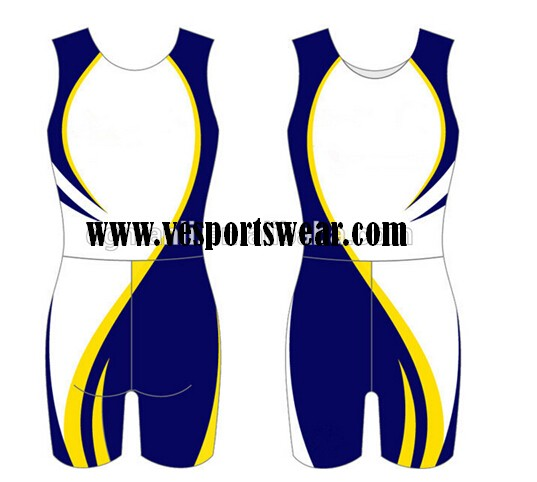 wholesale sublimation rowing suit